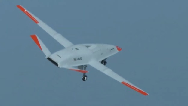 Boeing MQ-25 First Test Flight