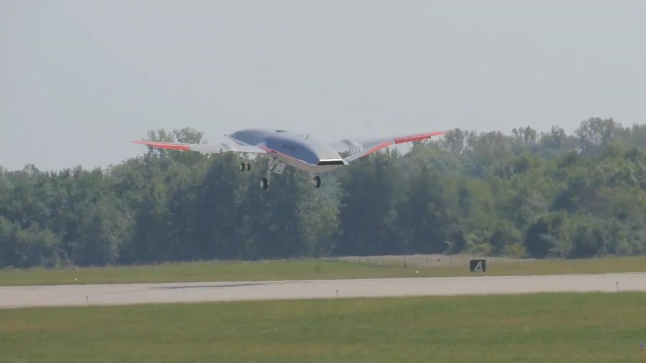 Boeing MQ-25 First Test Flight