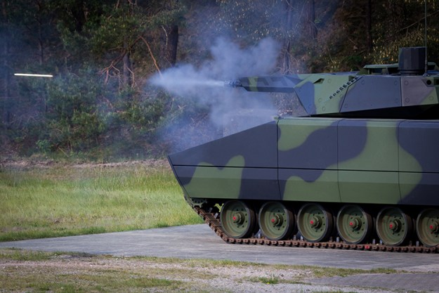 Rheinmetall's Lynx KF41 Infantry Fighting Vehicle downselected for Australian's Land 400 Phase 3 program