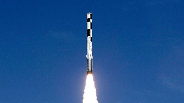 Brahmos cruise missile with major indigenous systems test-fired successfully