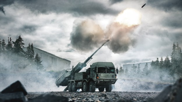 BAE Systems unveils new ARCHER Mobile Howitzer