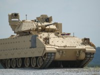 U.S. Army Bradley Fighting Vehicle upgrades