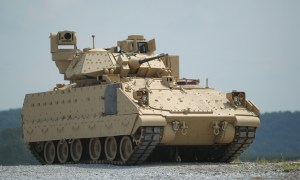 U.S. Army Bradley Fighting Vehicle upgrades