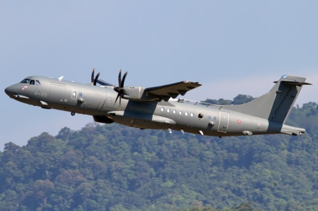 Contract Valued at Over 150 Million Euros with Guardia di Finanza for the Supply of Three ATR 72MPs and Logistic Support Services