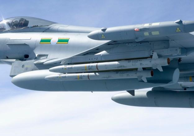 Advanced Short Range Air-to-Air Missile (ASRAAN)