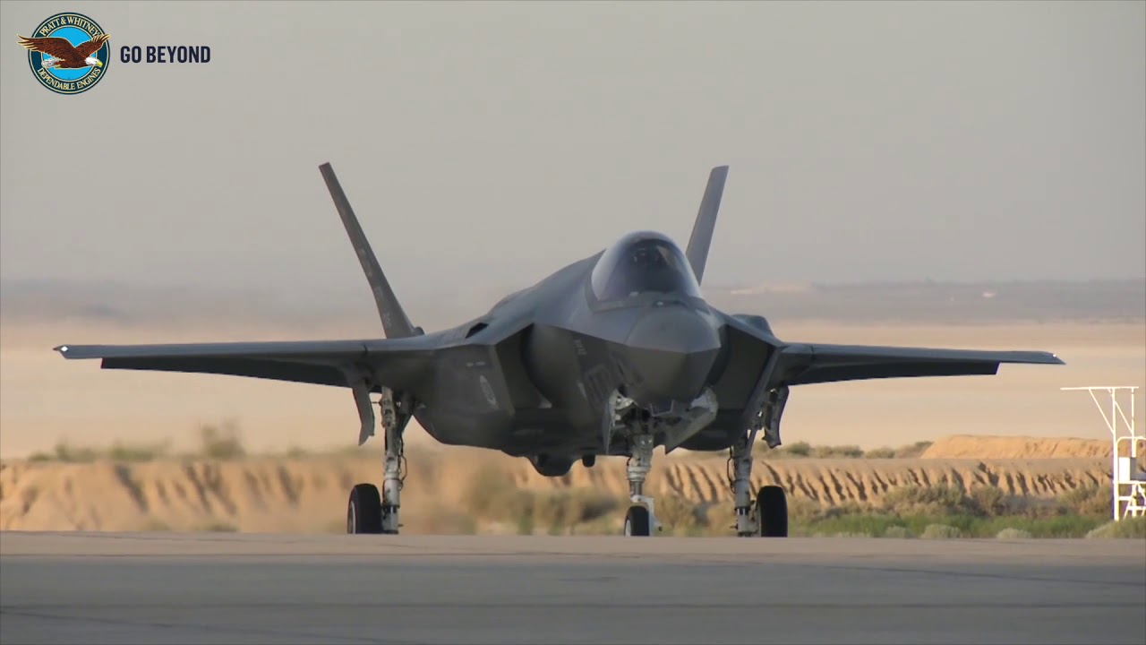 Pratt Wins $2.2Bn Order for F-35 Engines
