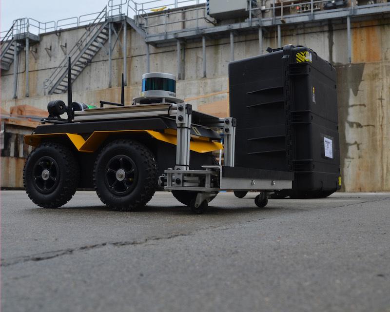 Autonomous Vehicles Save Time, Money During Dry-Dock Inspections