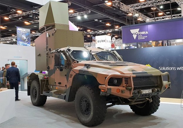 Australian Department of Defense Signs Multi-Million Dollar Contract for Air Defence Radars