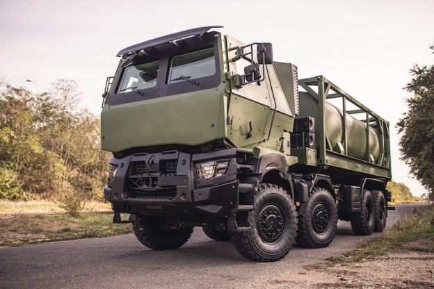 Arquus 8x8 Carrier
