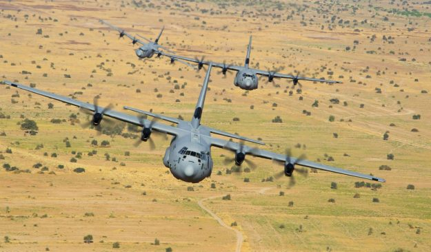 US Clears $1.4Bn Sale of Five C-130J to New Zealand
