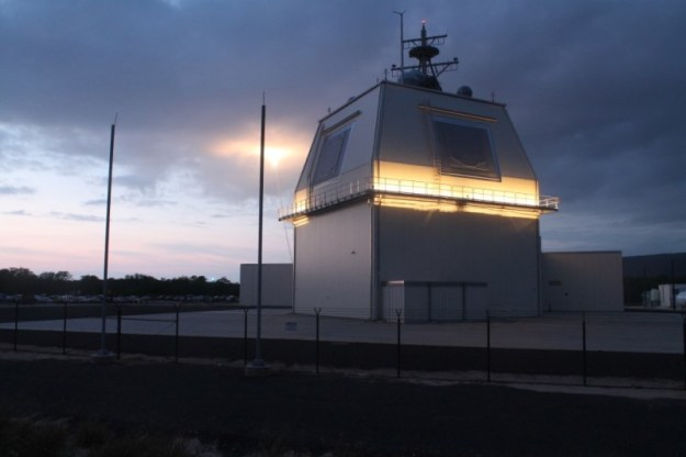 Lockheed Martin's Solid State Radar has been designated as AN/SPY-7(V)1 by the United States government.