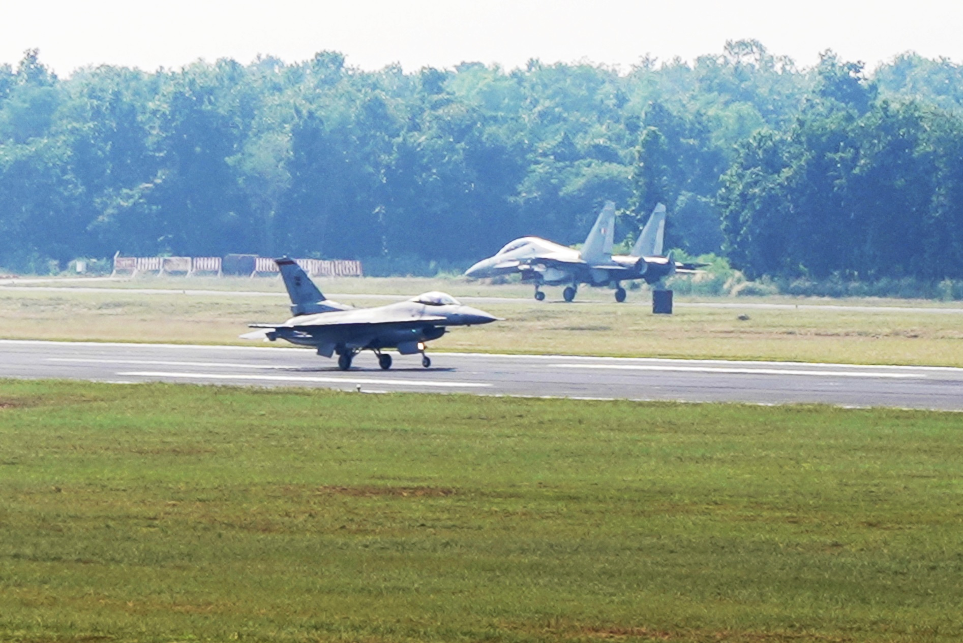 Singapore and Indian Air Forces Conduct 10th Edition of Joint Military Training