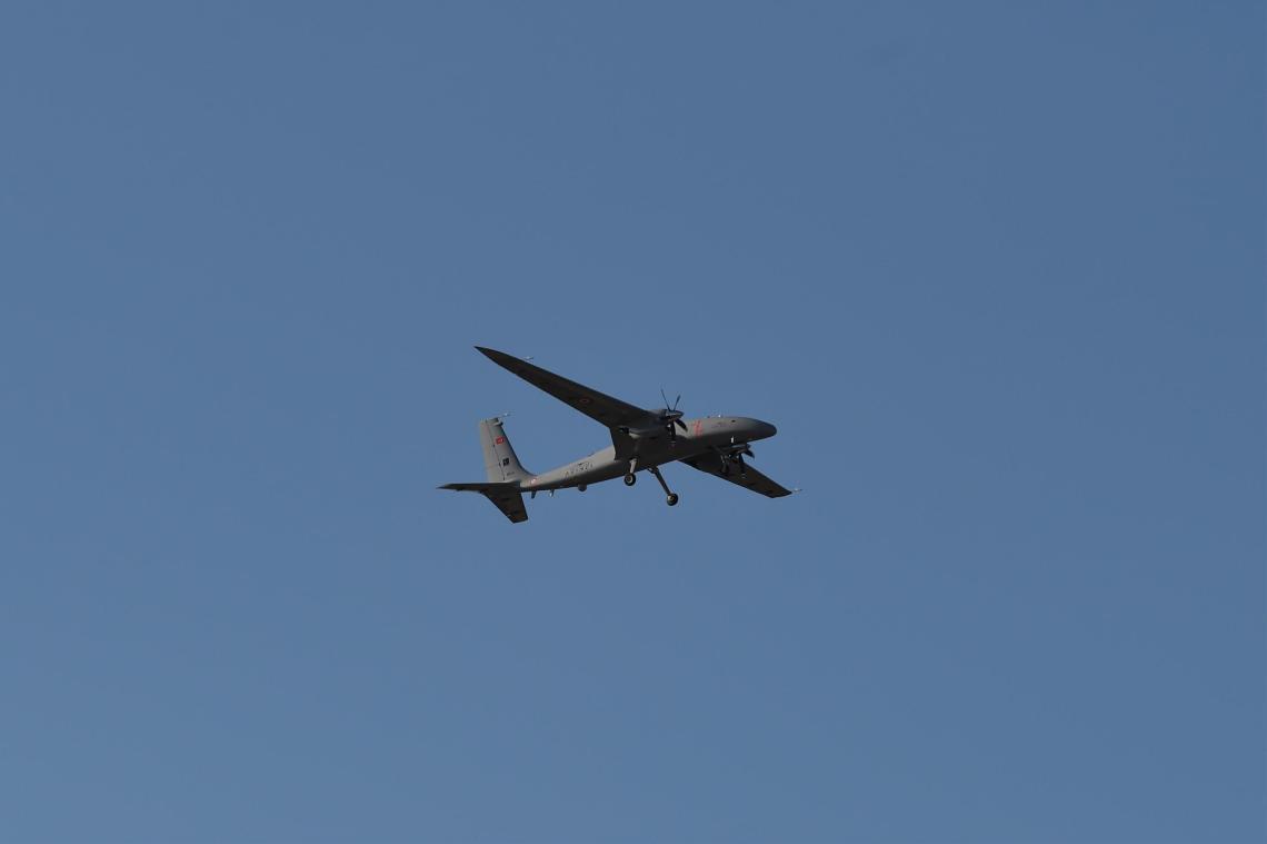 Baykar Armed Drone Akinci