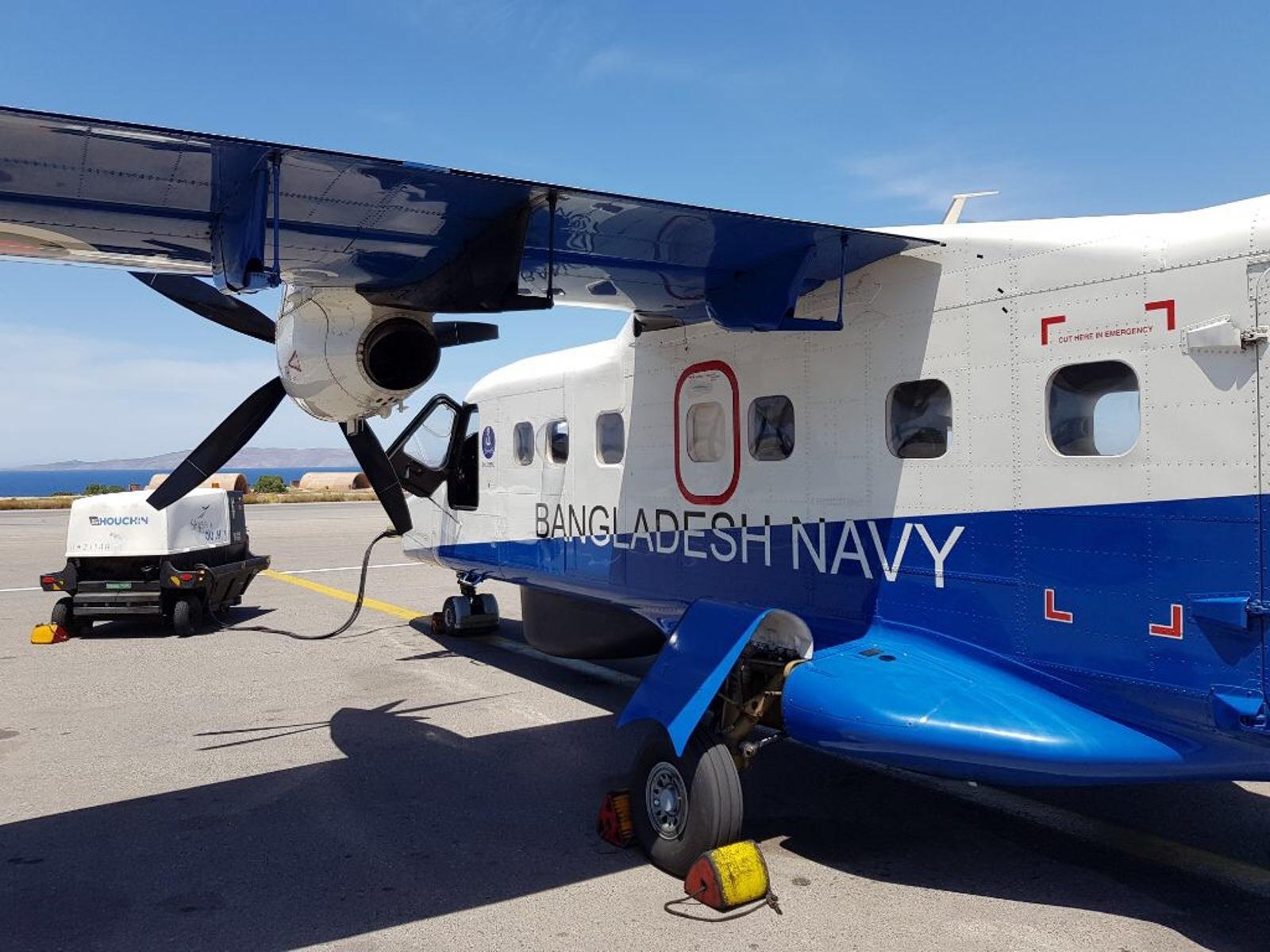 RUAG International Completes 72-Month Inspection on Bangladesh Navy Dornier 228