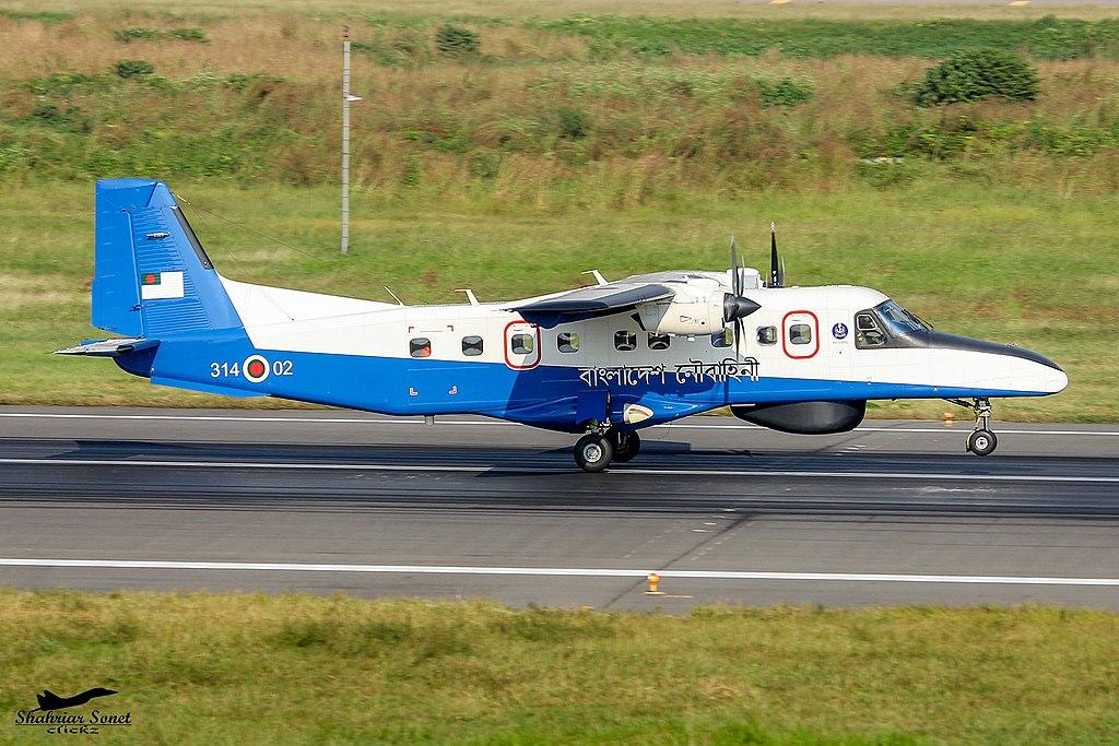 Bangladesh Navy Dornier Do-228 MPA