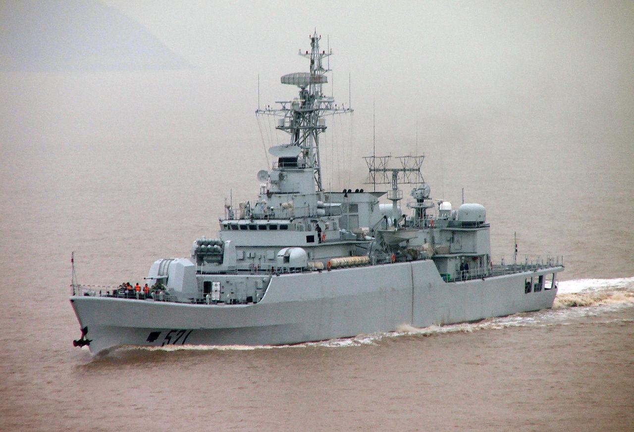 People's Liberation Army Navy Jiangwei (Type 053H3) class frigate