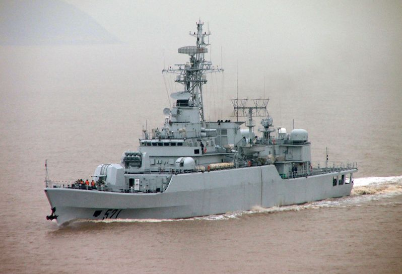People's Liberation Army Navy Jiangwei (Type 053H3) class frigate