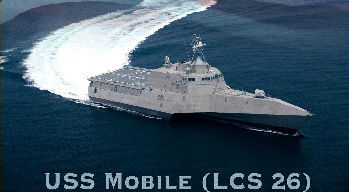 USS Mobile (Littoral Combat Ship 26)