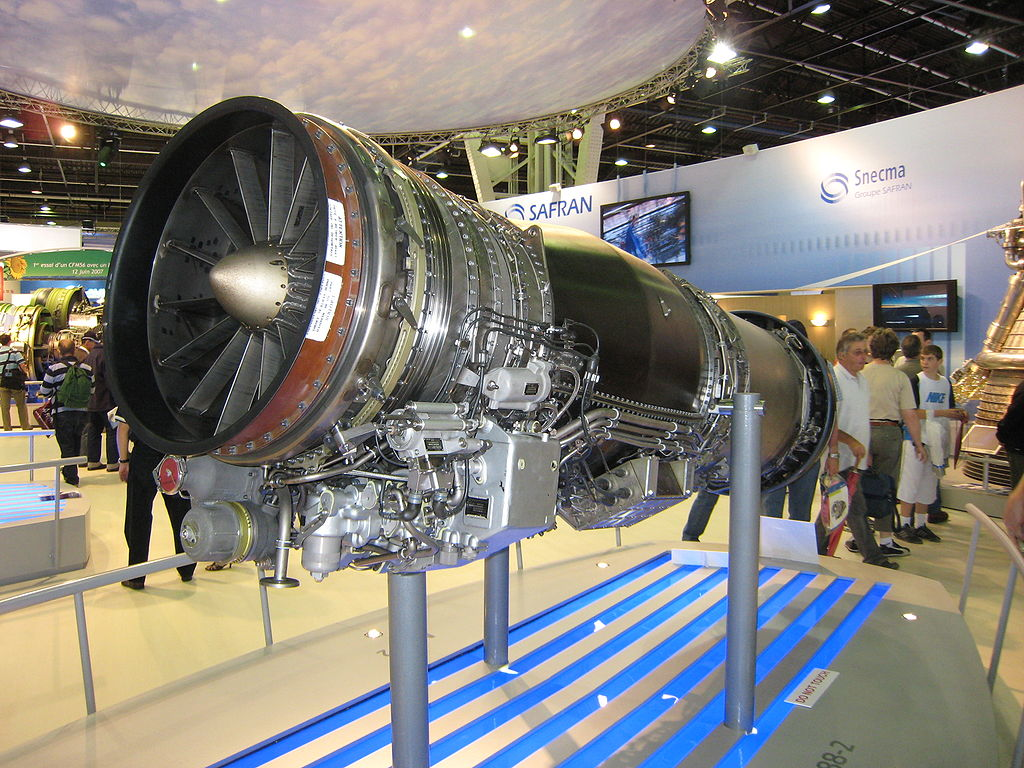 The Snecma M88 is a French afterburning turbofan engine developed by Safran Aircraft Engines for the Dassault Rafale fighter.