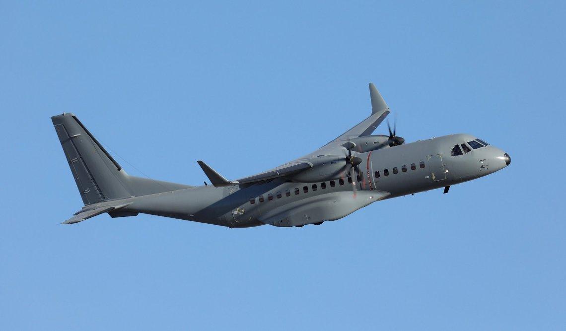 Airbus C295 Transport Aircraft