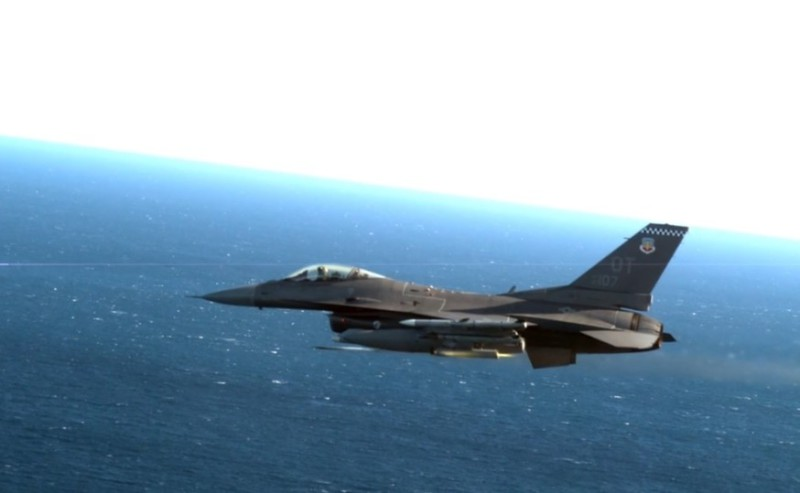 Demonstrating an unprecedented capability, an F-16 fighter shot down a cruise missile target using an APKWS laser-guided rocket, but questions remain about how the way the target was designated and the rocket maneuvered to intercept it.