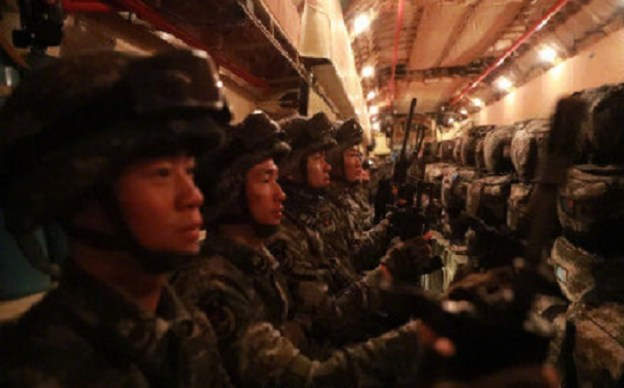 Chinese forces leave for Pakistan to attend Warrior-VII joint military drill