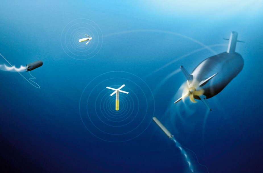 CANTO represents a breakthrough in the field of anti-torpedo defence