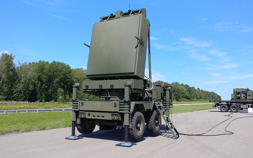 IAI ELTA ELM-2084 Multi-Mission Radars (MMR)