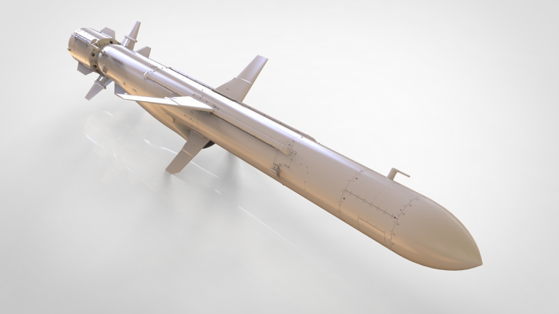 The Finnish Navy last year selected the Gabriel 5 manufactured by Israel Aerospace Industries as its future Anti-Surface Missile 2020, replacing the MTO 85M, a version of the Saab RBS15, now in service. (Finnish Navy image)