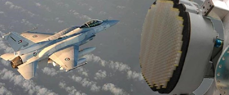 Northrop Wins $1 Bn Order for AESA Radars for F-16 Fighters