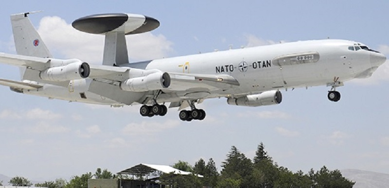 Indra will Participate in the Modernization of the AWACS, NATO's Eyes for the Most Complex Missions