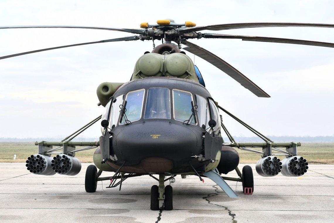 Mi-17V-5 Mi-17V-5 Military Transport Helicopters