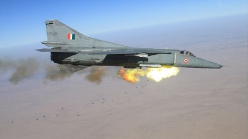 Indian Air Force Retires MiG-27ML Ground-Attack Aircraft