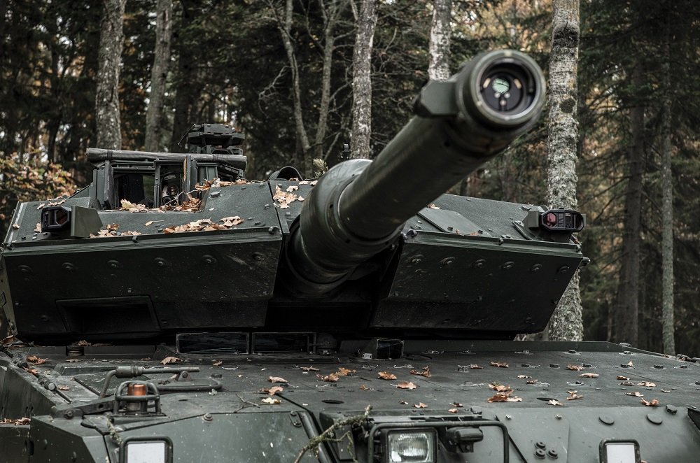 Saab Signs Contract for Mid-life Upgrade of German Combat Vehicle Simulators