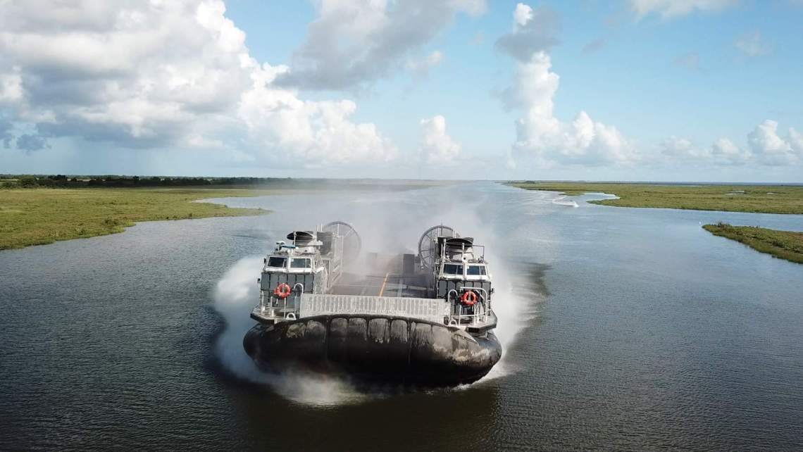 Textron Systems Landing Ship to Shore Connector SSC Craft 100 Completes Acceptance Trials