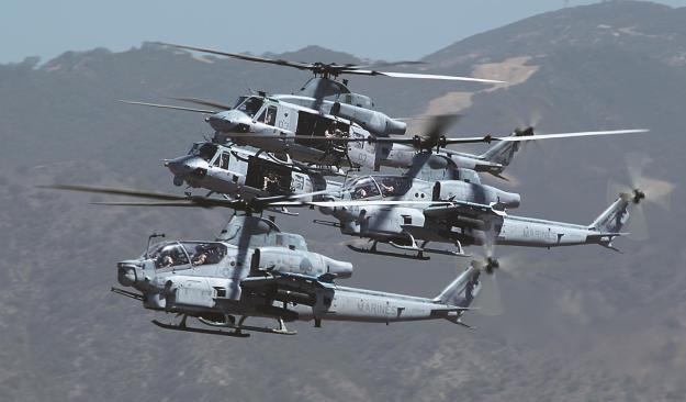The Czech Ministry of Defence (MoD) has announced its decision to procure a number of U.S. H-1 family of helicopters, which are manufactured by Bell. The contract will cover acquisition of four AH-1Z Viper attack and eight UH-1Y Venom utility/multirole helicopters.