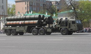 S-400 Triumf (Triumph) Missile System