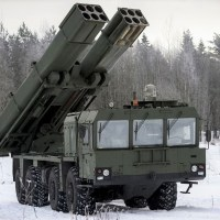 Russian Southern Military District Rearmed with Tornado-S Multiple Launch Rocket Systems