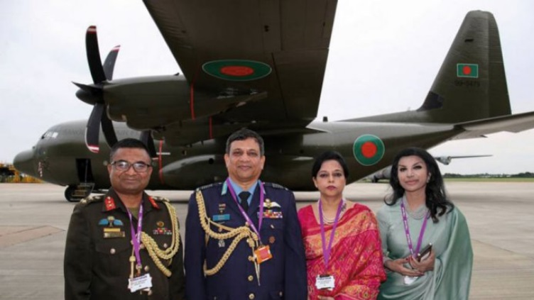 Bangladesh Air Force to Receive Final Surplus C-130J Transport Aircraft