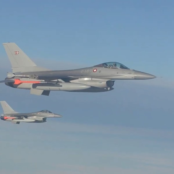 Belgian Air Component F-16 Fighting Falcon Fighter Aircraft
