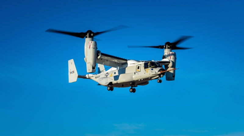 Bell Boeing CMV-22B Osprey Tiltrotor