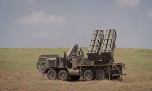 Elbit Systems PULS (Precise & Universal Launching System)