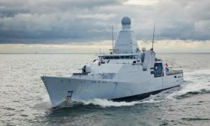 Royal Netherlands Navy HNLMS Holland Holland-class Offshore Patrol Vessel