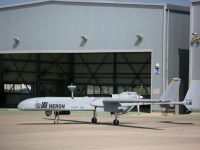 Israel Aerospace Industries (IAI) HERON MK II Multi Altitude Long Endurance (MALE) Unmanned Aerial Vehicle (UAV)