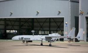 Israel Aerospace Industries (IAI) HERON MK II Multi Altitude Long Endurance (MALE) Unmanned Aerial Vehicle (UAV)