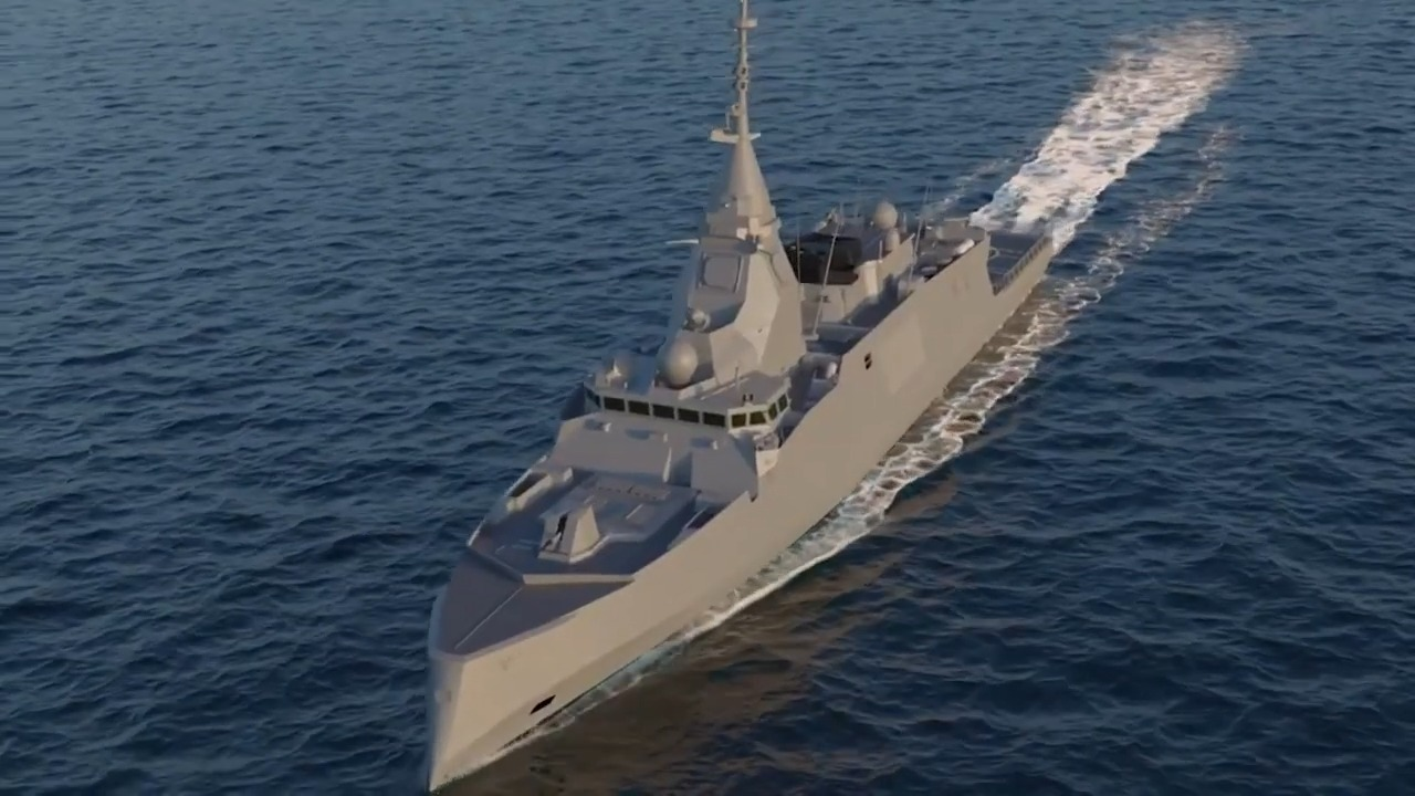 Naval Group FDI Frigate