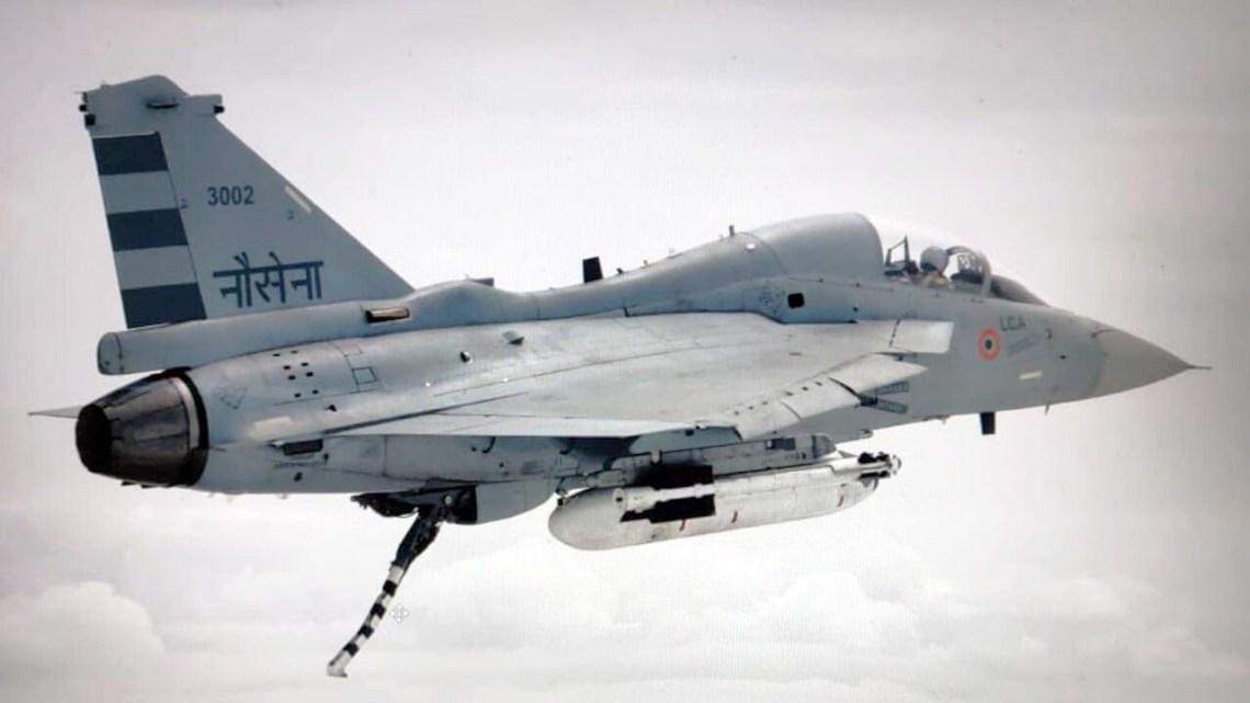 Naval Light Combat Aircraft (LCA)-Mk1 Tejas