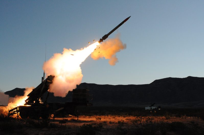 Lockheed Martin Patriot Advanced Capability (PAC-3) Missile is a small, highly agile, kinetic kill interceptor for defense against tactical ballistic missiles, cruise missiles and air-breathing threats.