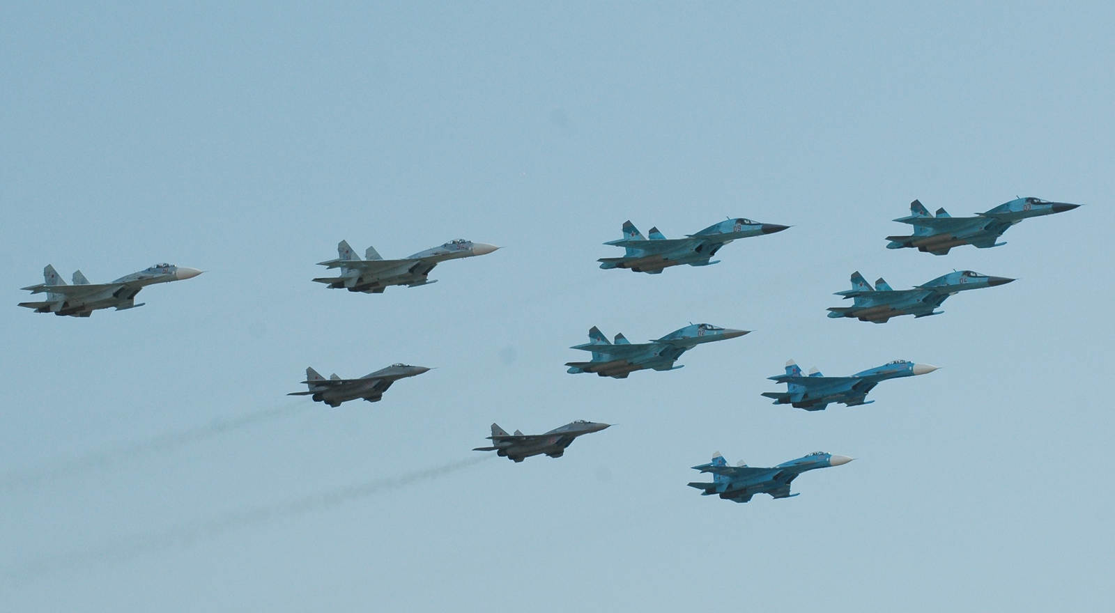 Russian Aerospace Forces to Receive About 100 Aircrafts
