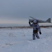 Russian Orlan-10 UAV Took Part in the Exercises in Kuzbass